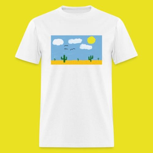 SWOG Desert Fingerpaint Men's Tee - Men's T-Shirt