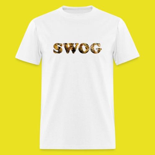 SWOG Save The Bees Men's Tee - Men's T-Shirt