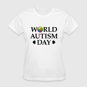 World Autism Day - Women's T-Shirt