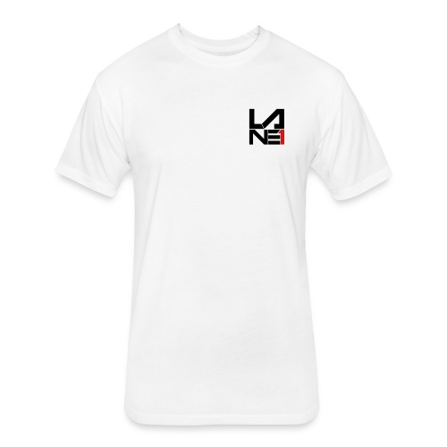 Pocket Logo - Fitted Cotton/Poly T-Shirt by Next Level