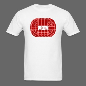 Joe Louis Arena Tribute Shirt - Men's T-Shirt