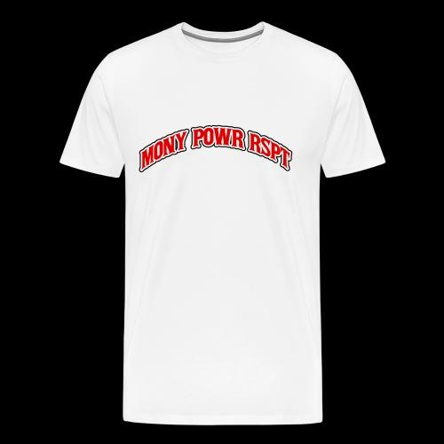 MPR Woods Tee - Men's Premium T-Shirt