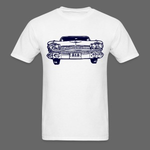 313 Car Men's Standard Weight T-Shirt - Men's T-Shirt
