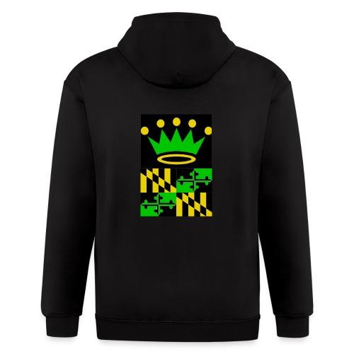 2017 Logo Fusion Hoodie - Men's Zip Hoodie