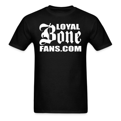 Loyal Bone Fans Men's T-Shirt - Men's T-Shirt