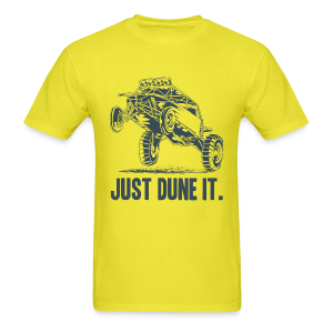 Dune Buggy Just Dune It - Men's T-Shirt