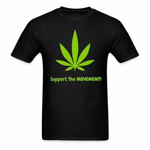 Support The Movement T-Shirt (MEN) - Men's T-Shirt