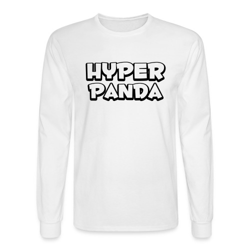 HyperPanda Long Sleeve Top - Men's Long Sleeve T-Shirt