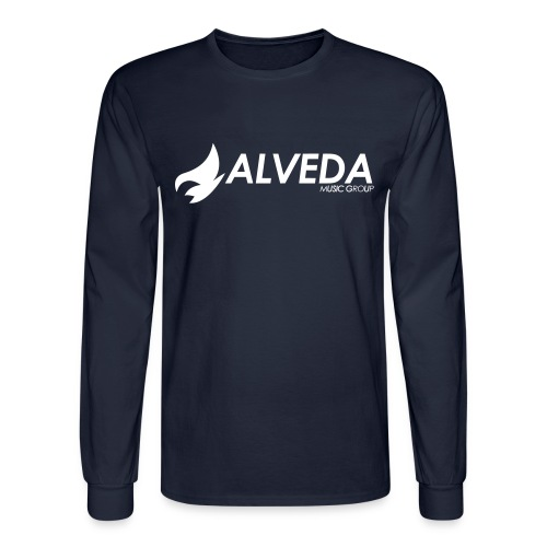 Alveda Music Group CP1701 - Men's Long Sleeve T-Shirt