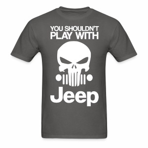 Jeep play1 - Men's T-Shirt