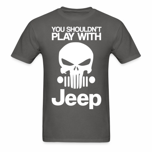 Jeep play1 - Men's T-Shirt
