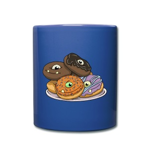 Monster Donuts Mug - Full Color Mug