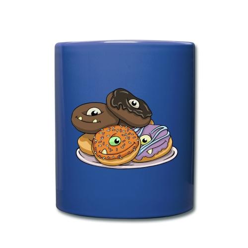Monster Donuts Mug - Full Color Mug
