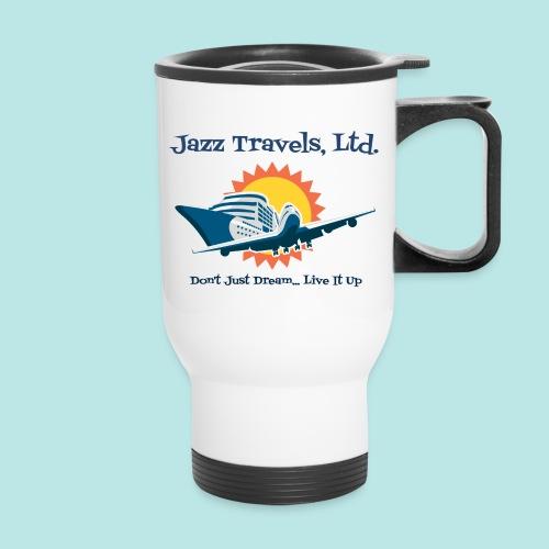 Jazz Travels, Ltd. Travel Mug - Travel Mug
