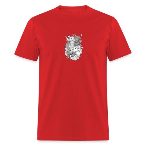 REEFERS HEART - MENS - Men's T-Shirt