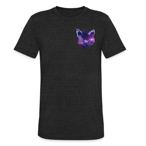 Unisex T-Shirt (#1) (Special) (Small Crest) (Back Print) - Unisex Tri-Blend T-Shirt