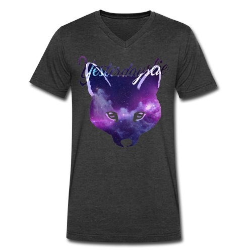V-Neck T-Shirt (#1) - Men's V-Neck T-Shirt by Canvas