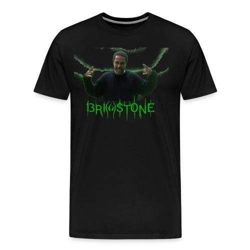 Black Magik The Infidel Warlock T-Shirt - Men's Premium T-Shirt