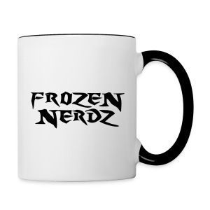 Frozen Nerdz Coffee Mug (2 Color) - Contrast Coffee Mug