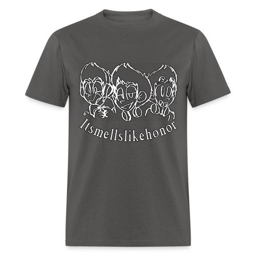 Itsmellslikehonor Banner Logo - Men's T-Shirt