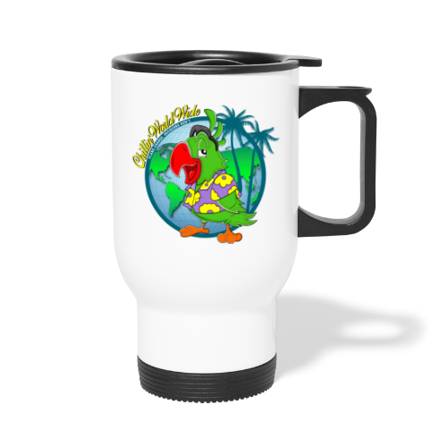 ChillinWorldWide Travel Mug - Travel Mug