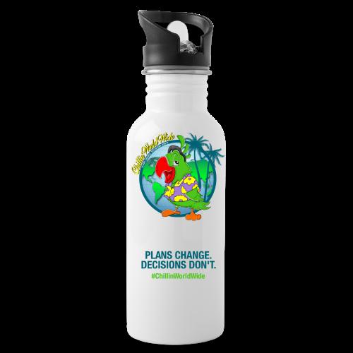 ChillinWorldWide Water Bottle - Water Bottle