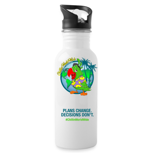 ChillinWorldWide Water Bottle - Water Bottle