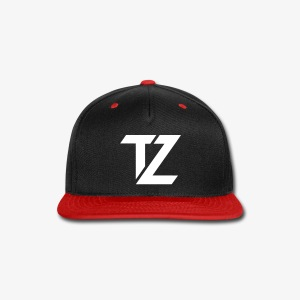Tech Zen Snap Back (White) - Snap-back Baseball Cap