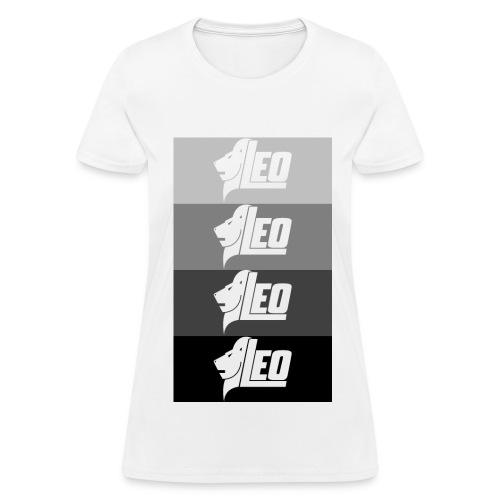 LEO Gradient [Female] - Women's T-Shirt