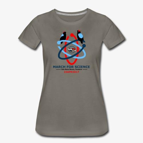 March for Science, Women's Premium - Women's Premium T-Shirt