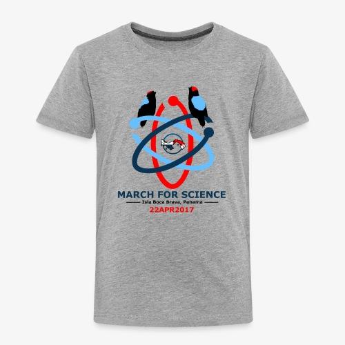 March for Science, Kid's Premium - Toddler Premium T-Shirt