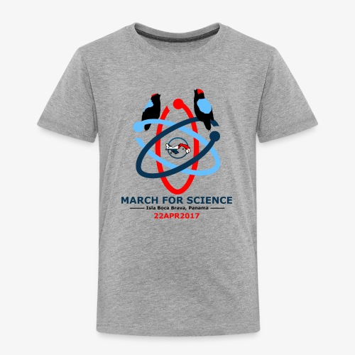 March for Science, Kid's Premium - Toddler Premium T-Shirt