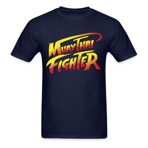 Muay Thai Fighter T-Shirt - Men's T-Shirt