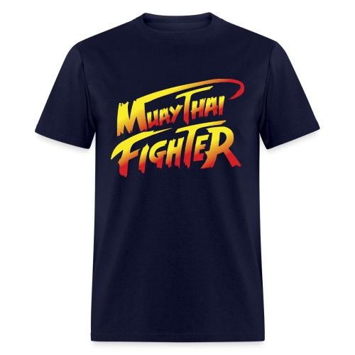Muay Thai Fighter T-Shirt - Men's T-Shirt