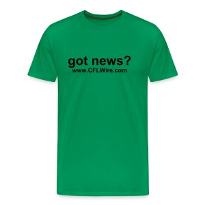 Got News Men's Tee - Men's Premium T-Shirt