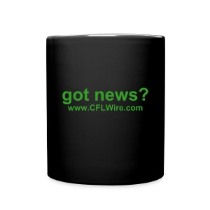 Got News Men's Tee - Full Color Mug