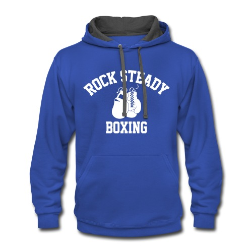 RSB Pullover Hoodie  - Contrast Hoodie