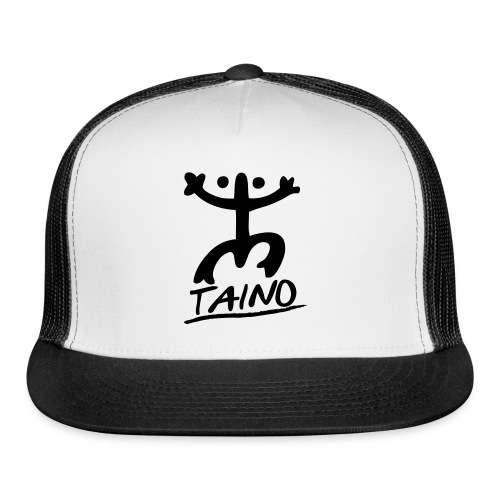 Trucker Cap - Baseball cap with Native American taino symbol