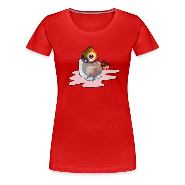 Frozen Pepe T-Shirt (Women's)