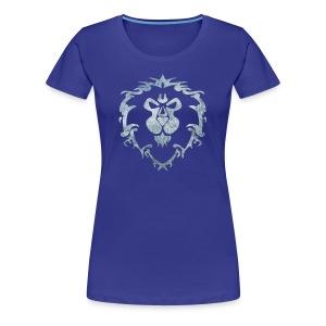 Frozen Alliance T-Shirt (Women's) - Women's Premium T-Shirt