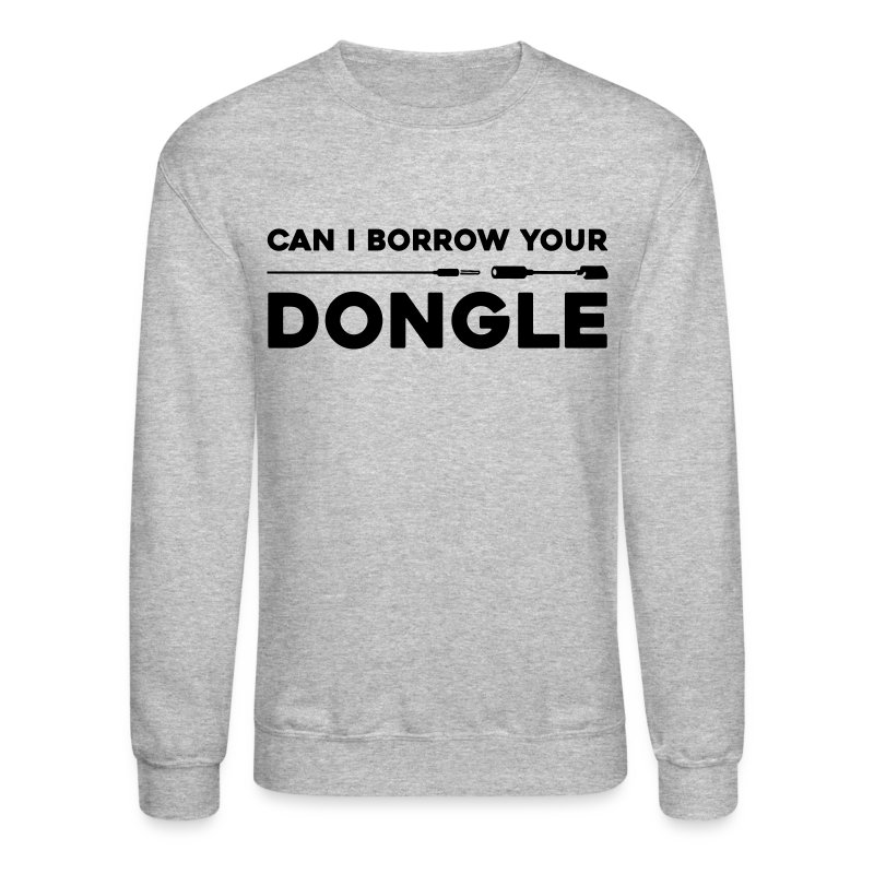 dongle - Crewneck Sweatshirt
