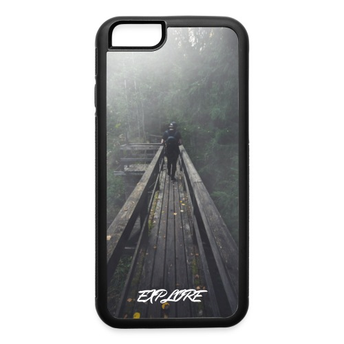 EXPLORE iPhone 6 Cover - iPhone 6/6s Rubber Case