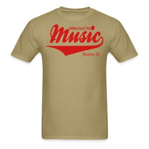 Bring Back Real Music - Men's T-Shirt
