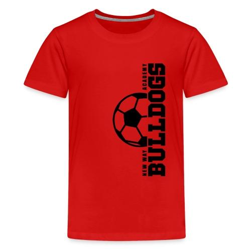 Soccer (Kid's) - Kids' Premium T-Shirt