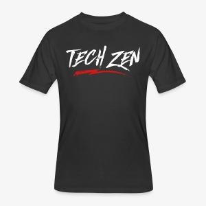 Men's Blend Tech Zen T-Shirt - Men's 50/50 T-Shirt