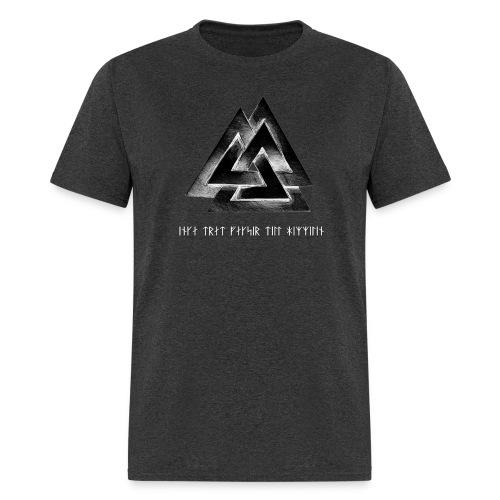 Vaknut/Proverb - Black - Men's T-Shirt