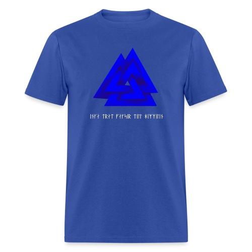 Vaknut/Proverb - Blue - Men's T-Shirt