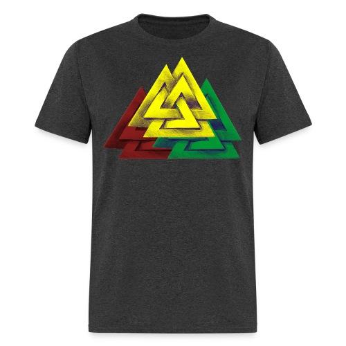 Vaknut/Proverb - Rasta - Men's T-Shirt