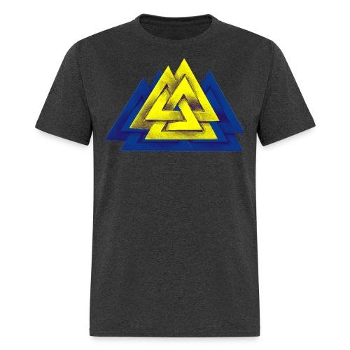 Vaknut/Proverb - Swedish - Men's T-Shirt