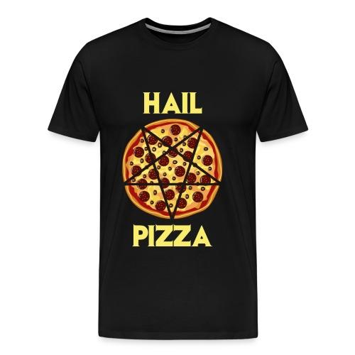 Hail Pizza - Men's Premium T-Shirt